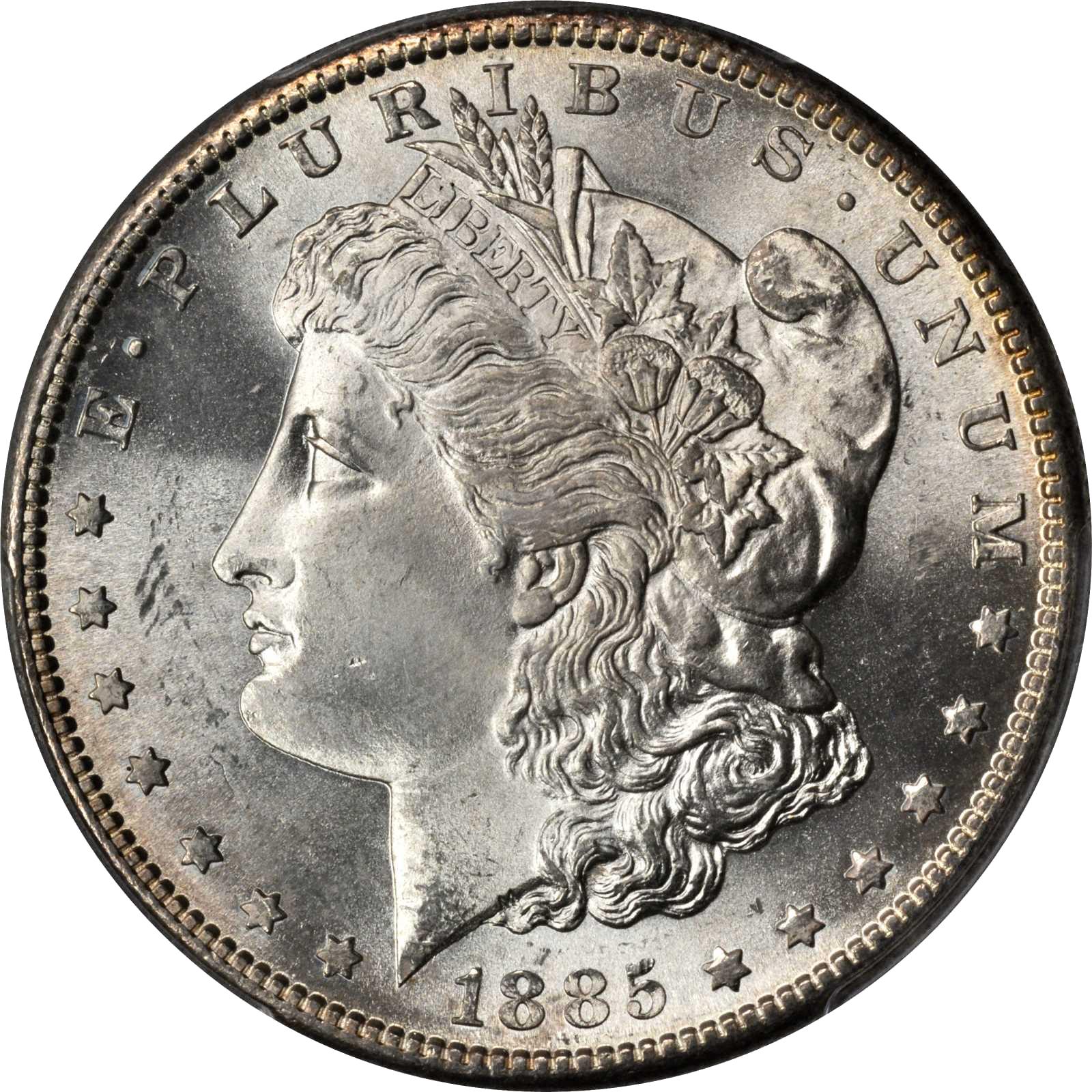 Value Of 1885-S Morgan Dollar
