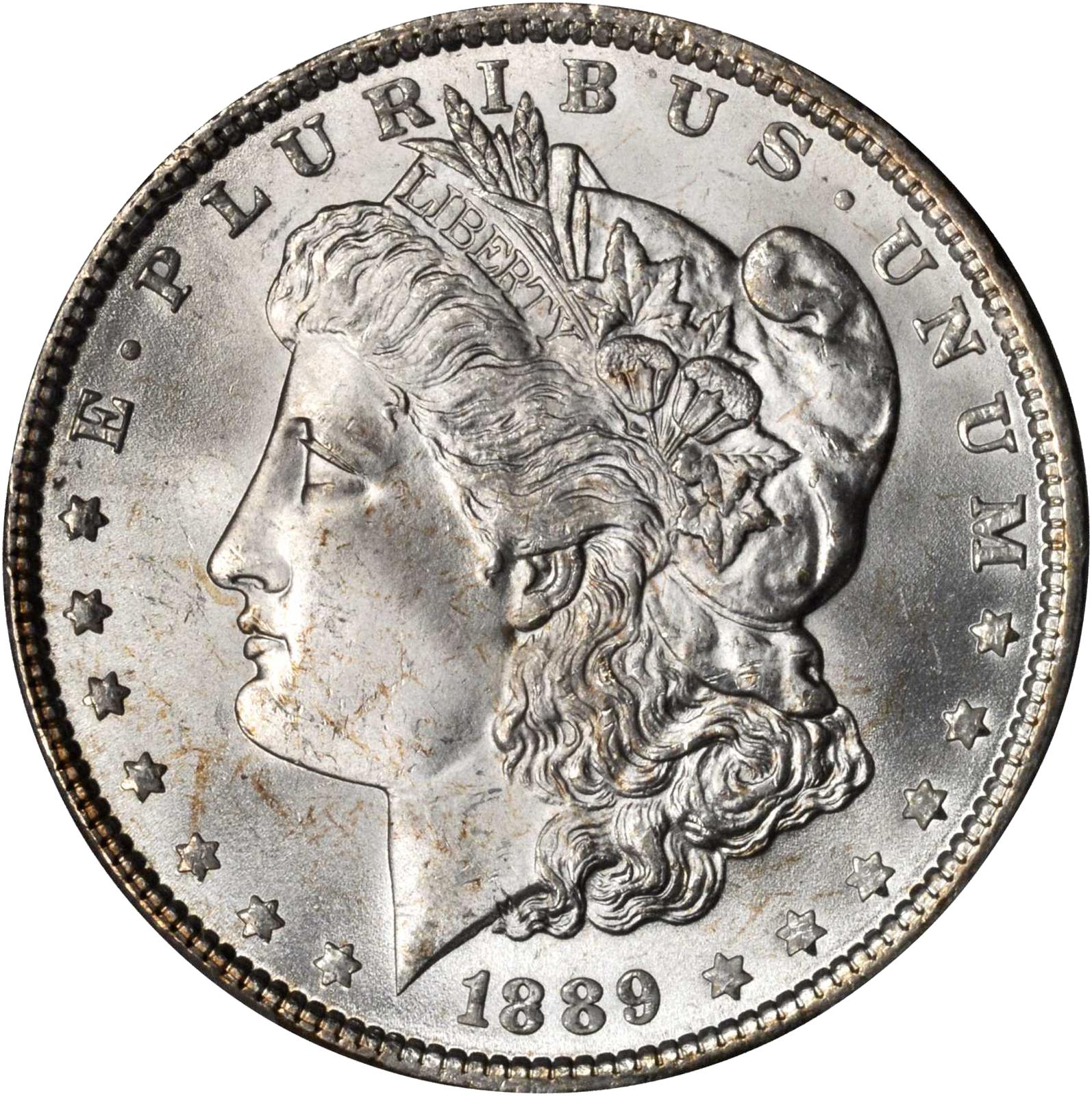 Value Of 1889 Morgan Dollar Rare Silver Dollar Buyers