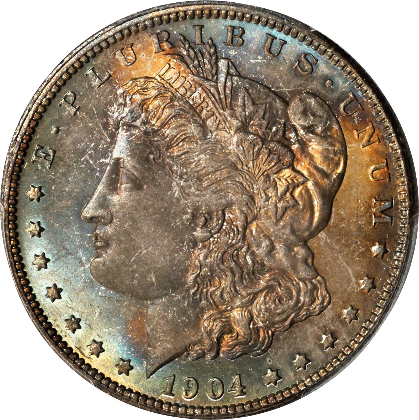 Value Of 1904 O Morgan Dollar Rare Silver Dollar Buyers