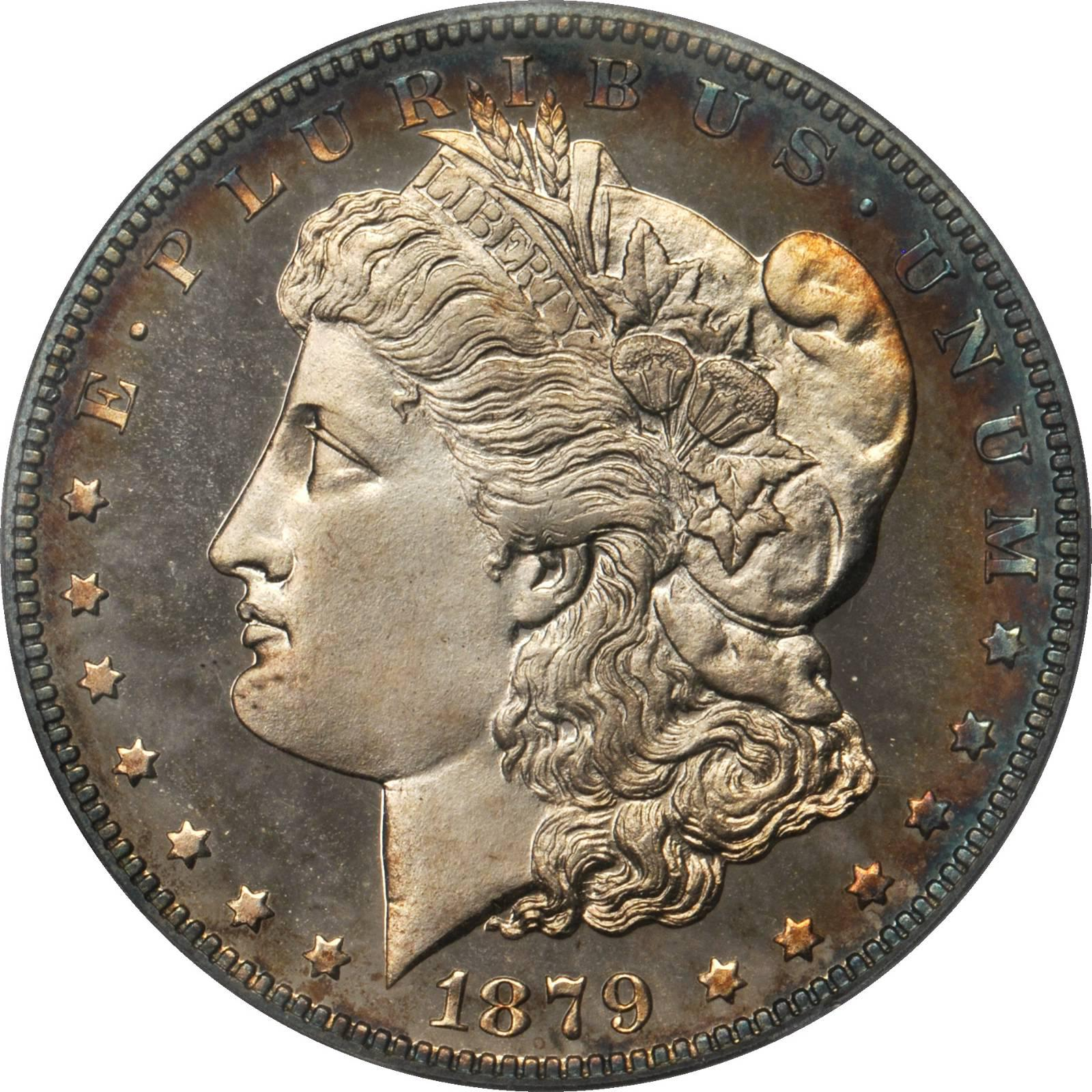 Value Of 1879 Morgan Dollar Rare Silver Dollar Buyers