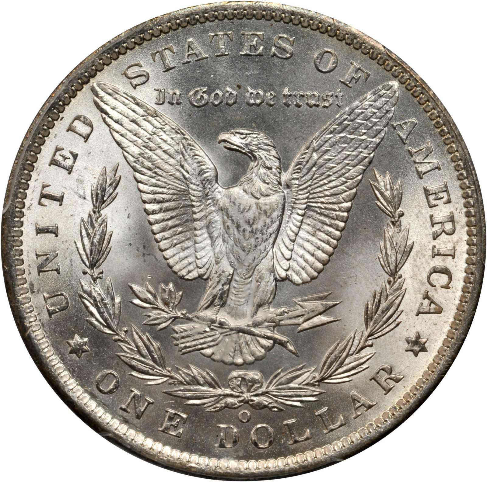 Value Of 1885 O Morgan Dollar Rare Silver Dollar Buyers