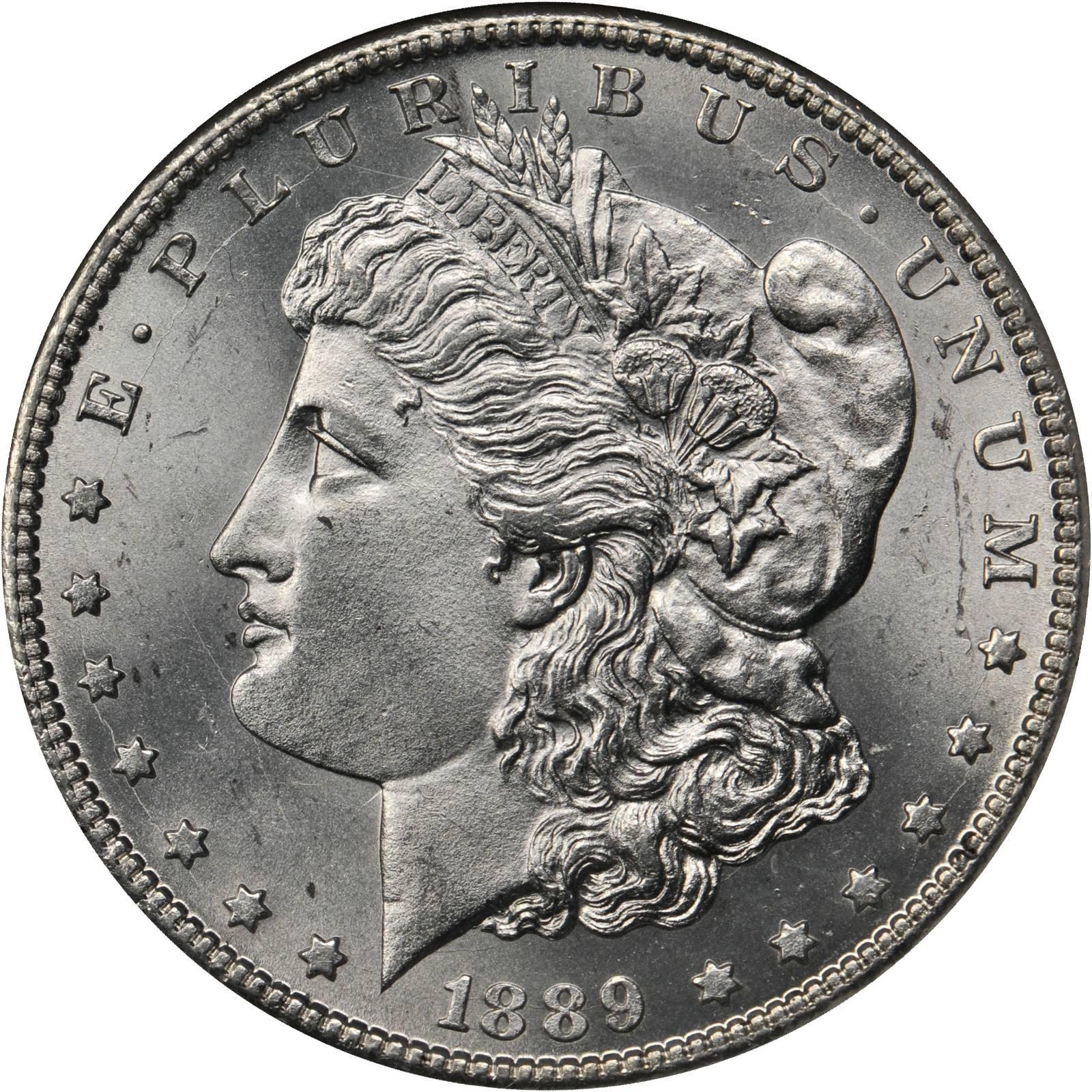 Value Of 1889 Cc Morgan Dollar Rare Silver Dollar Buyers