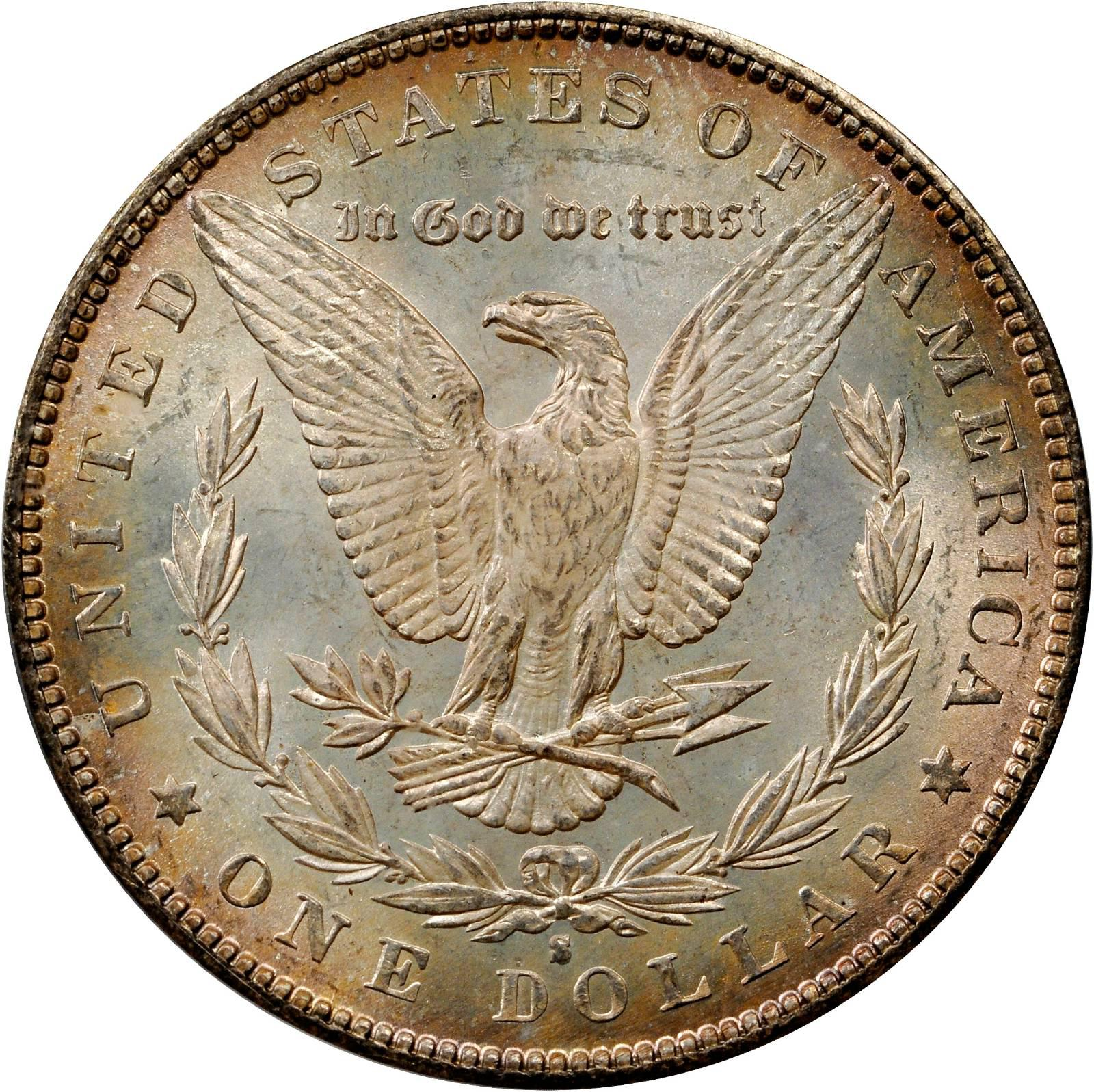 Value Of 1891 S Morgan Dollar Rare Silver Dollar Buyers