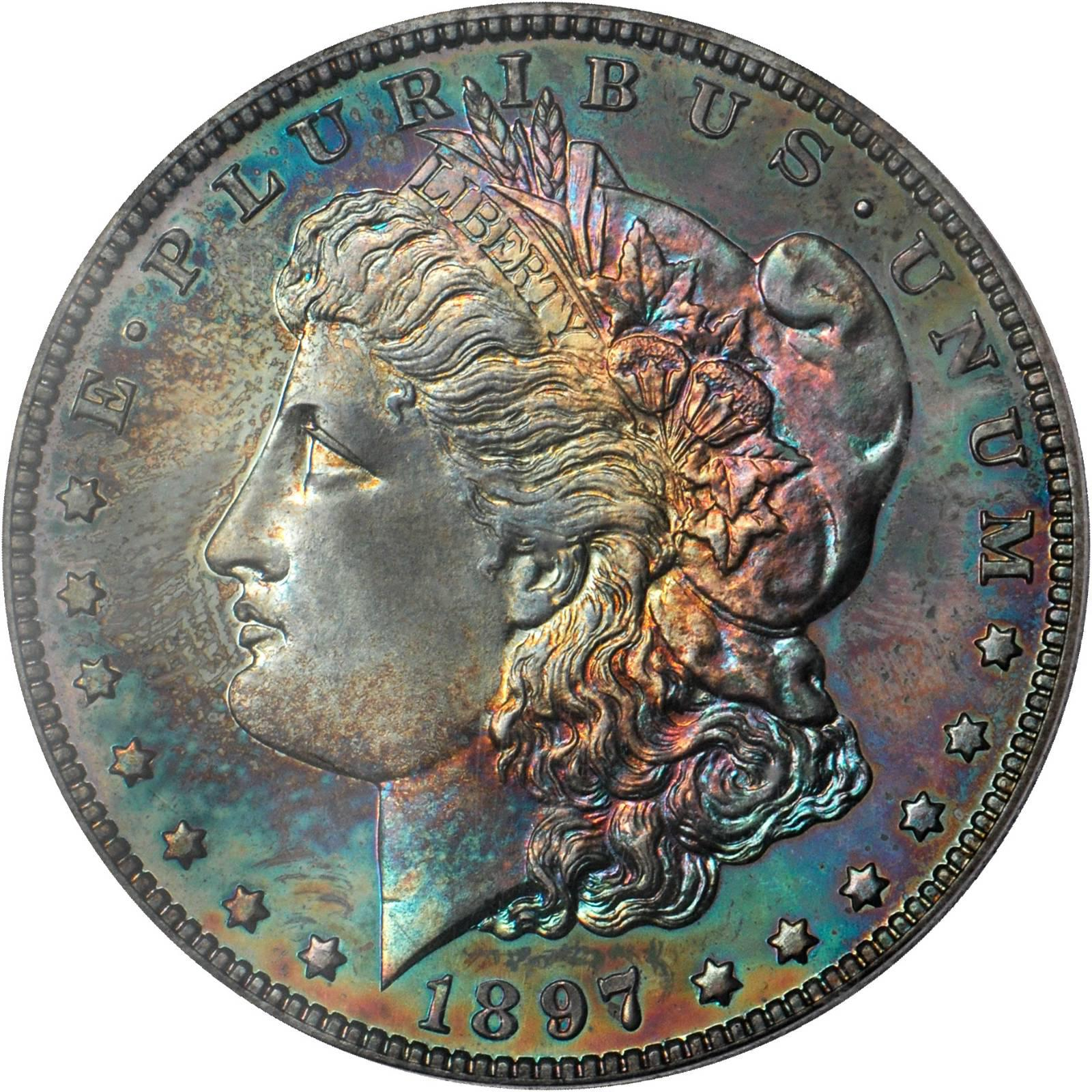 Value Of 1897 Morgan Dollar Rare Silver Dollar Buyers