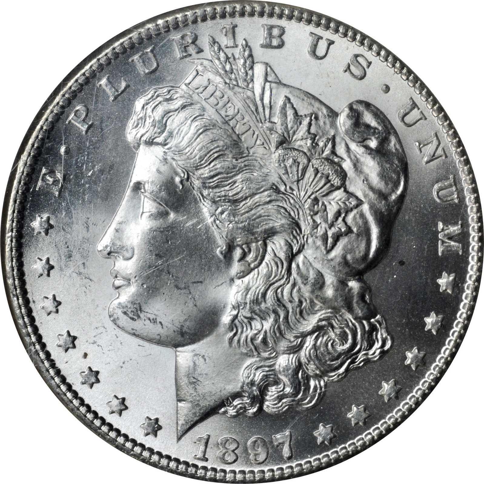 Value of 1897-S Morgan Dollar | Rare Silver Dollar Buyers