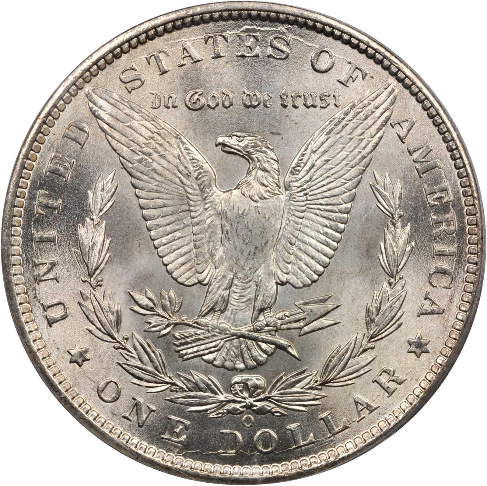 Value of 1899-O Morgan Dollar   Rare Silver Dollar Buyers