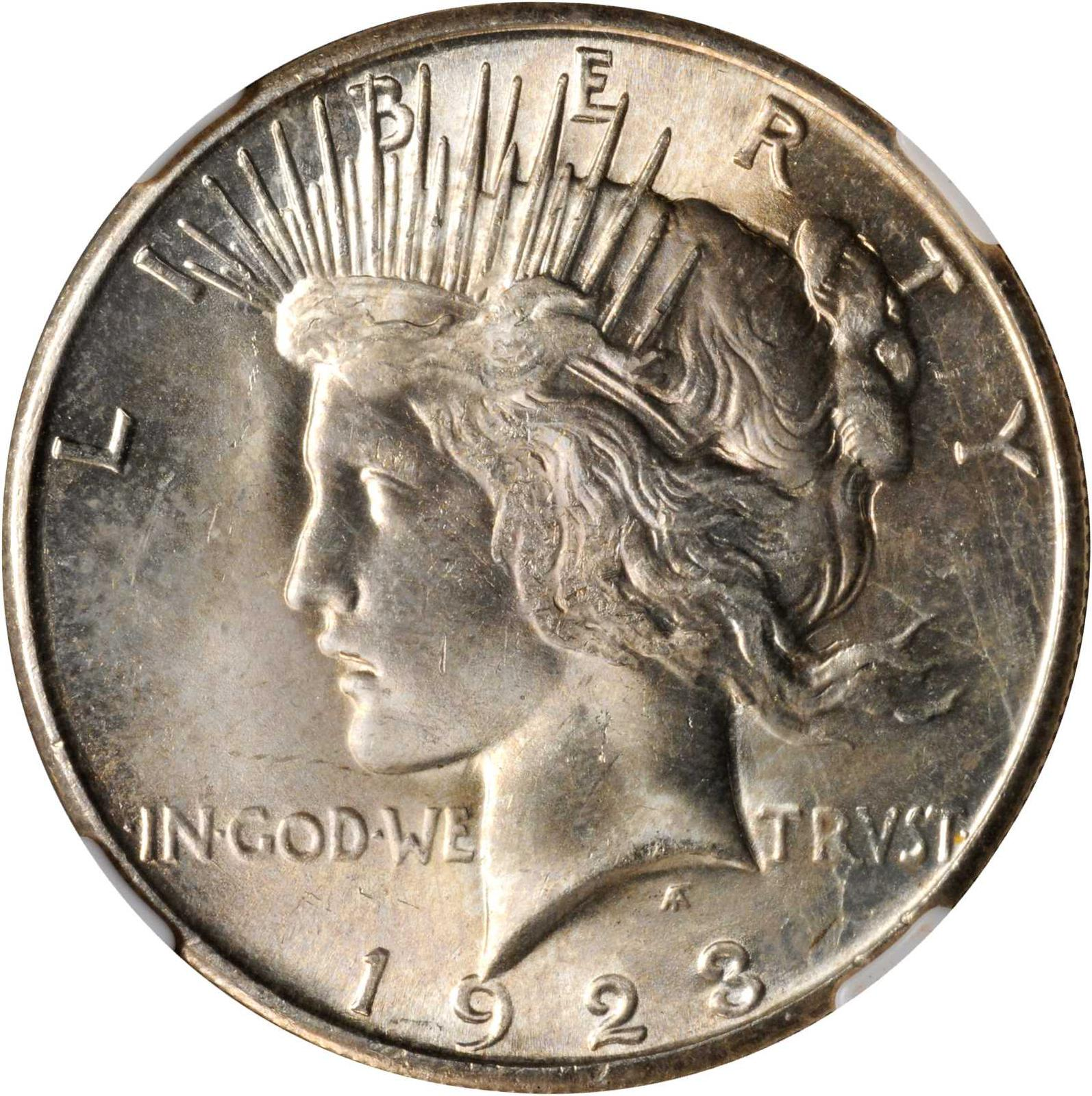 Value 1923 Silver Dollar Worth Today