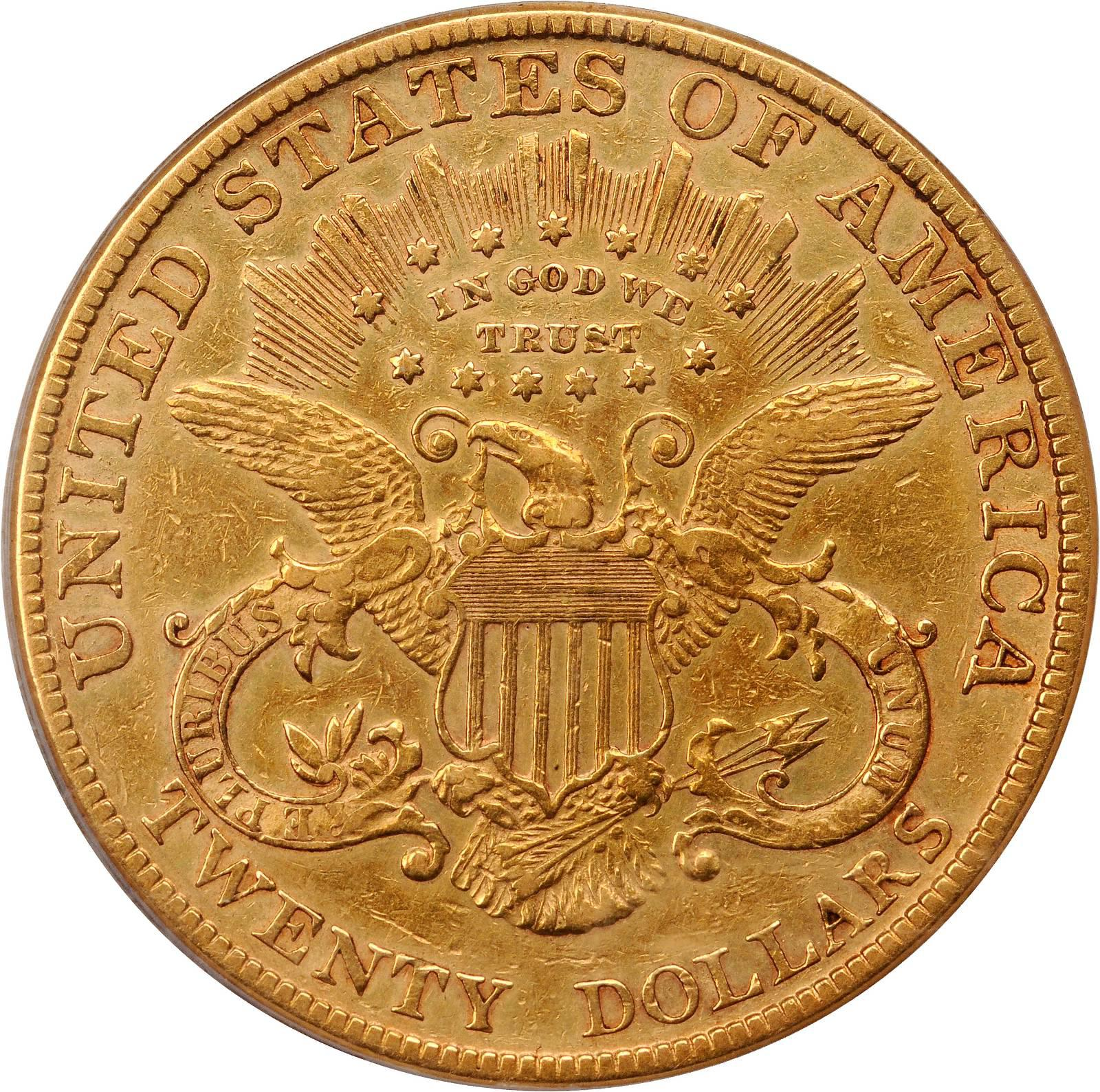 Value Of 1881 20 Liberty Double Eagle Sell Rare Coins