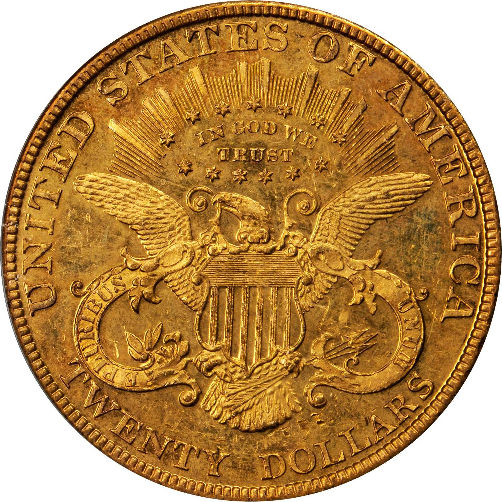 Value Of 1899 20 Liberty Double Eagle Sell Rare Coins