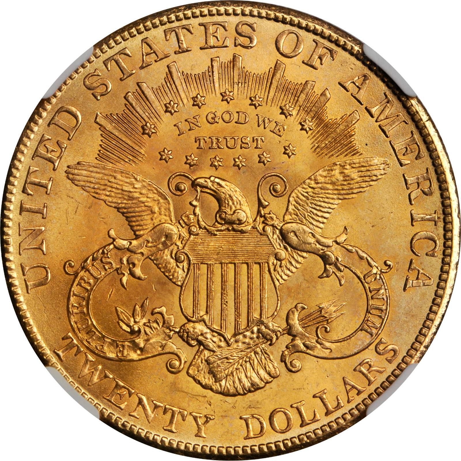 Value Of 1904 20 Liberty Double Eagle Sell Rare Coins