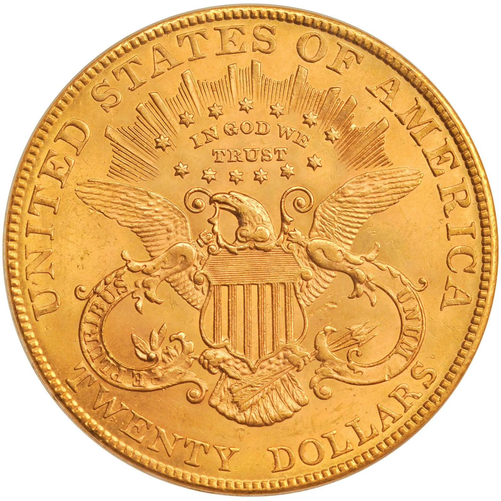 Value of 1906 $20 Liberty Double Eagle | Sell Rare Coins