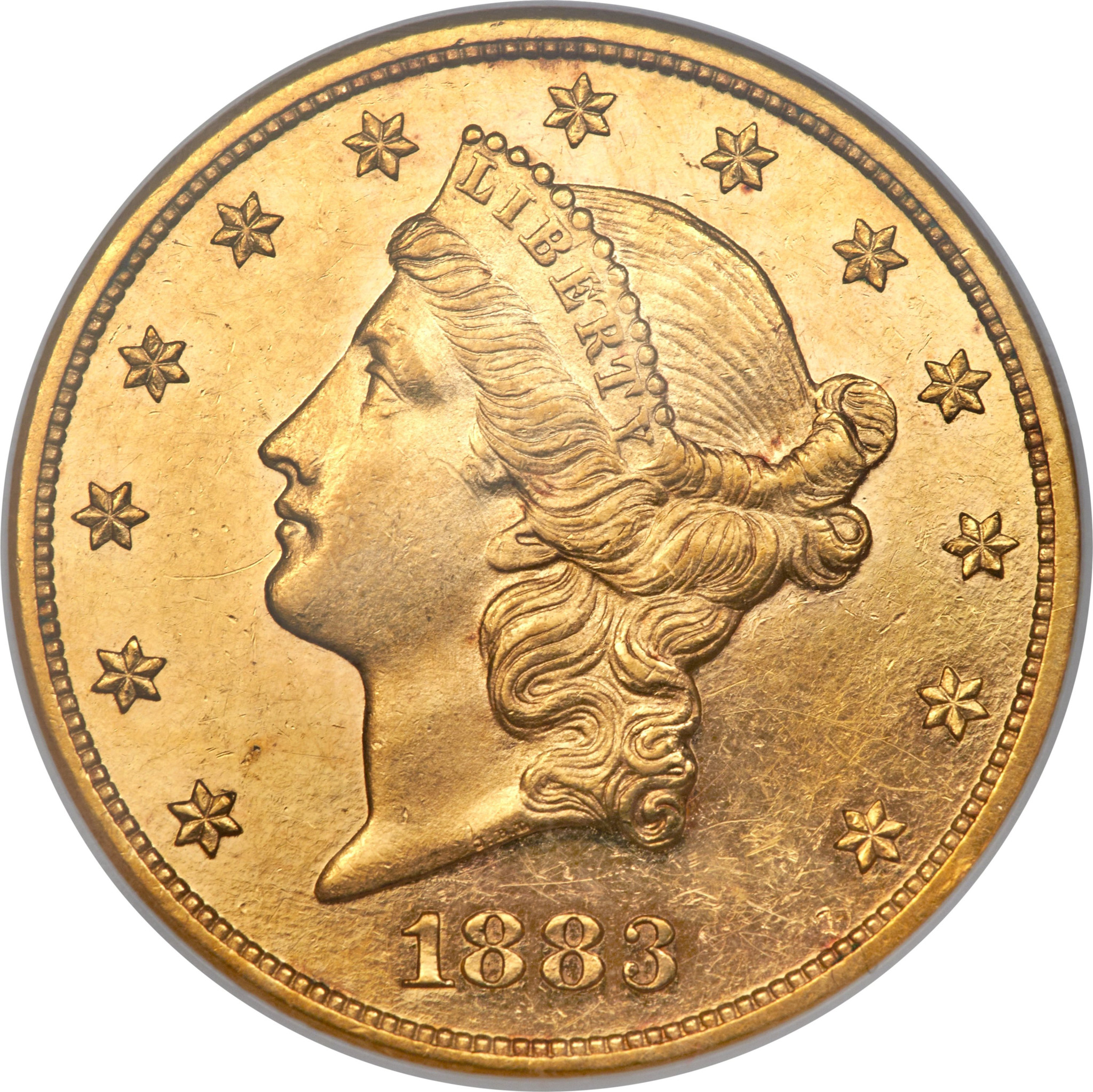 Value Of 1883 20 Liberty Double Eagle Sell Rare Coins