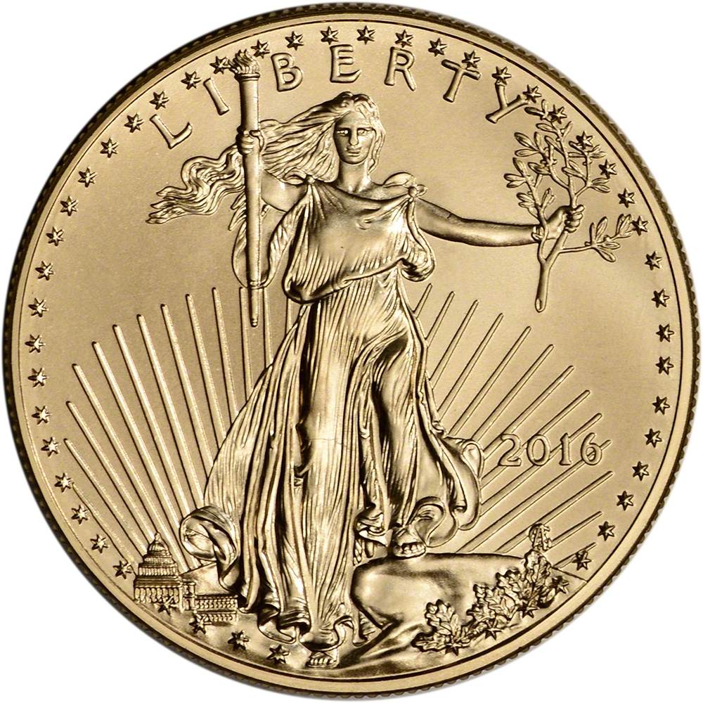 Value Of 2016 50 Gold Coin Sell 1 Oz American Gold Eagle