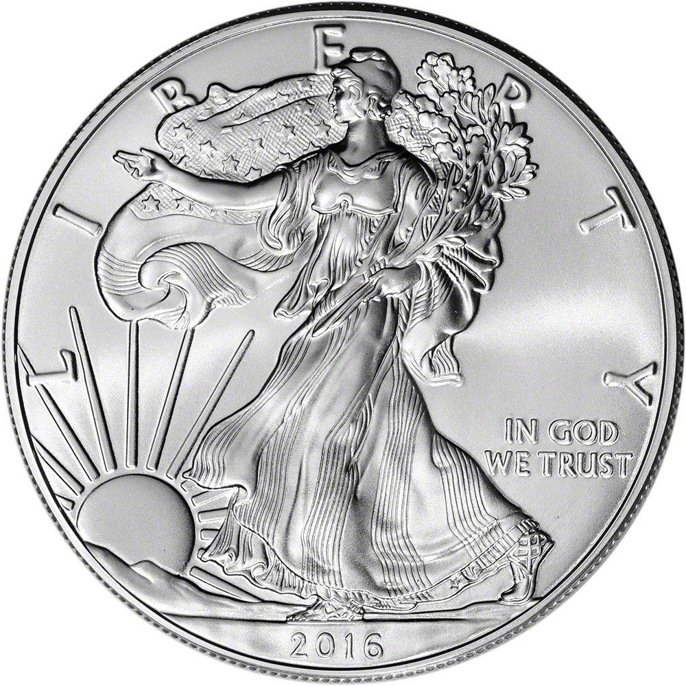 Value Of 2016 $1 Silver Coin