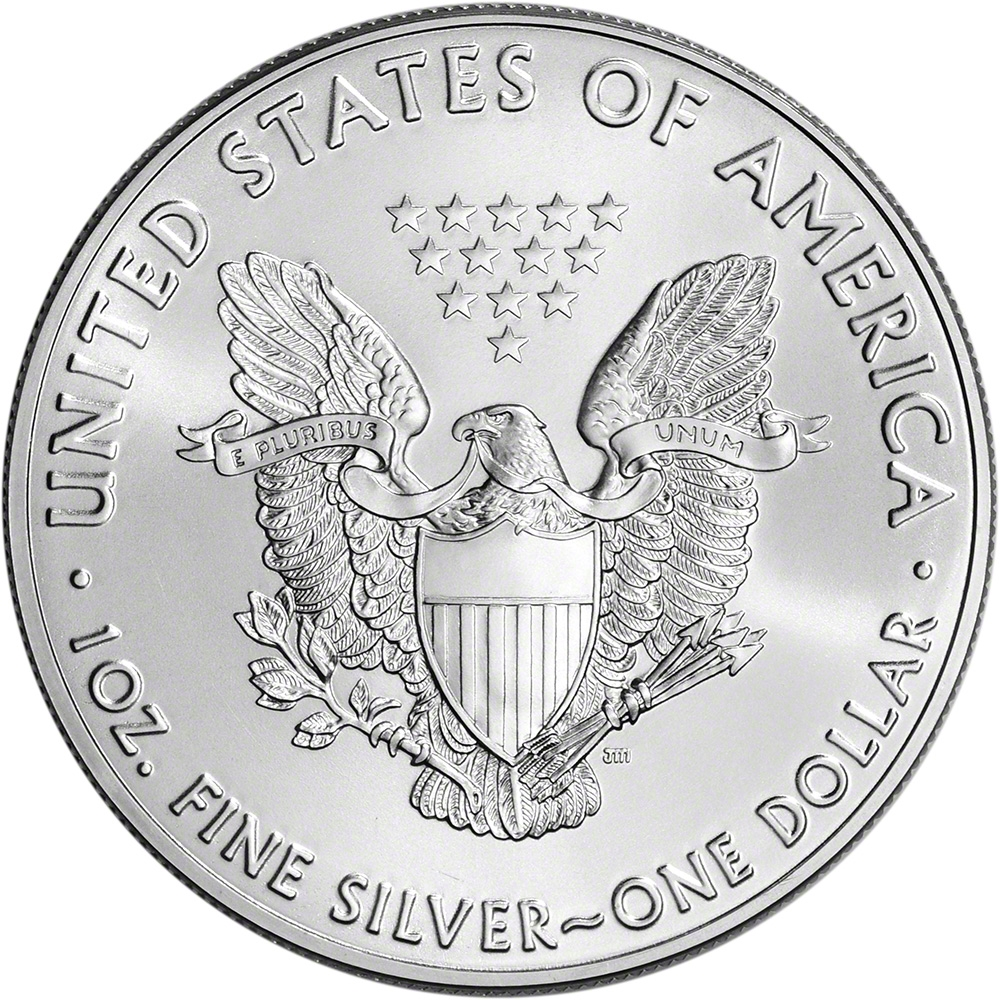 Value Of 2016 1 Silver Coin American Silver Eagle Coin