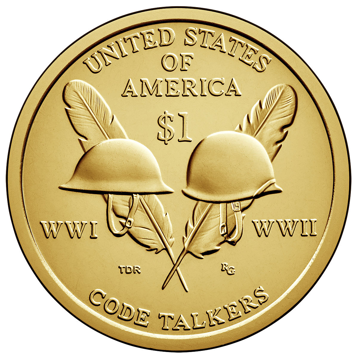 Value of 2016-D Code Talkers Dollar   Rare Coin Buyers
