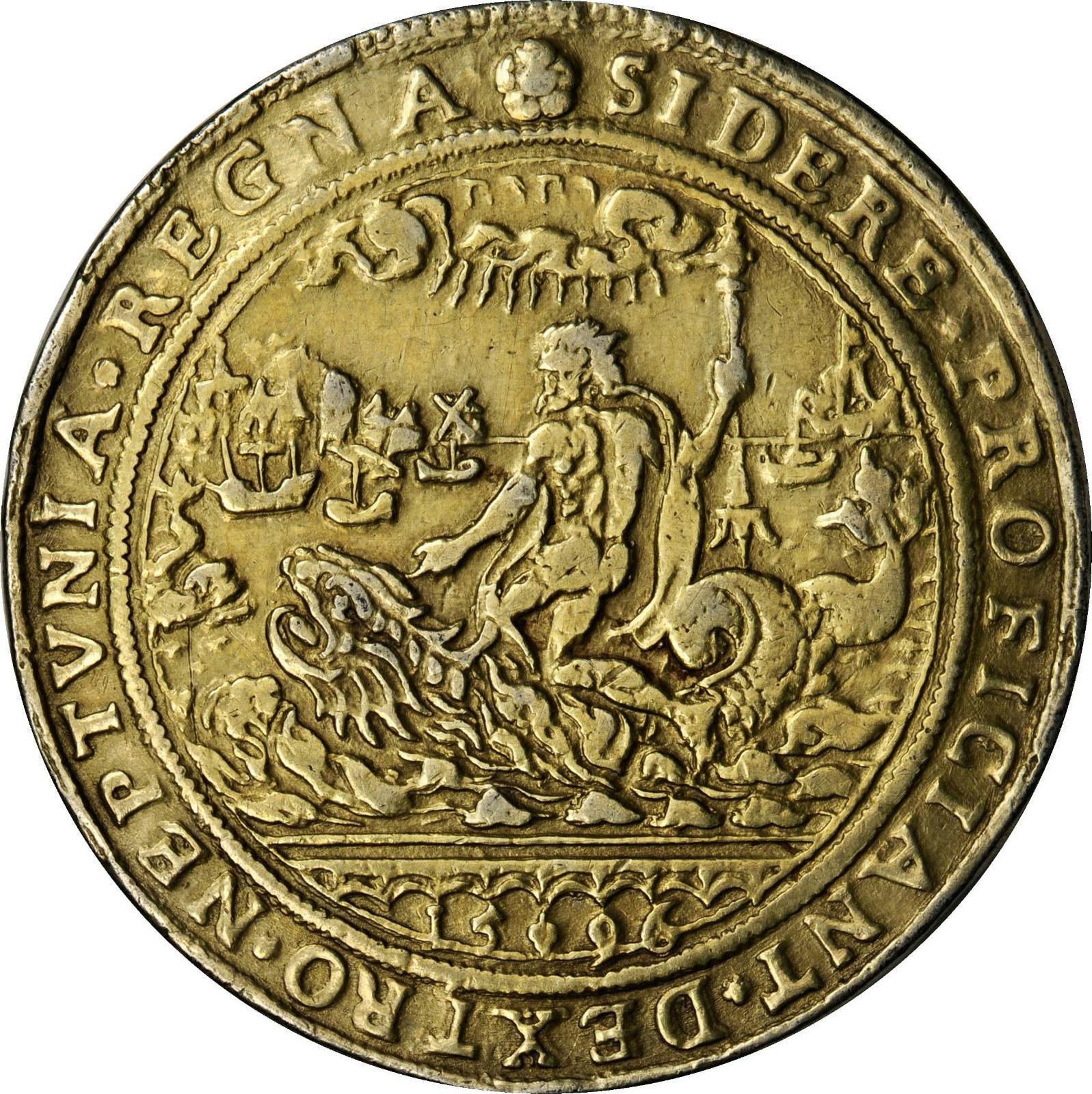 1596 Dutch Colonies Medal