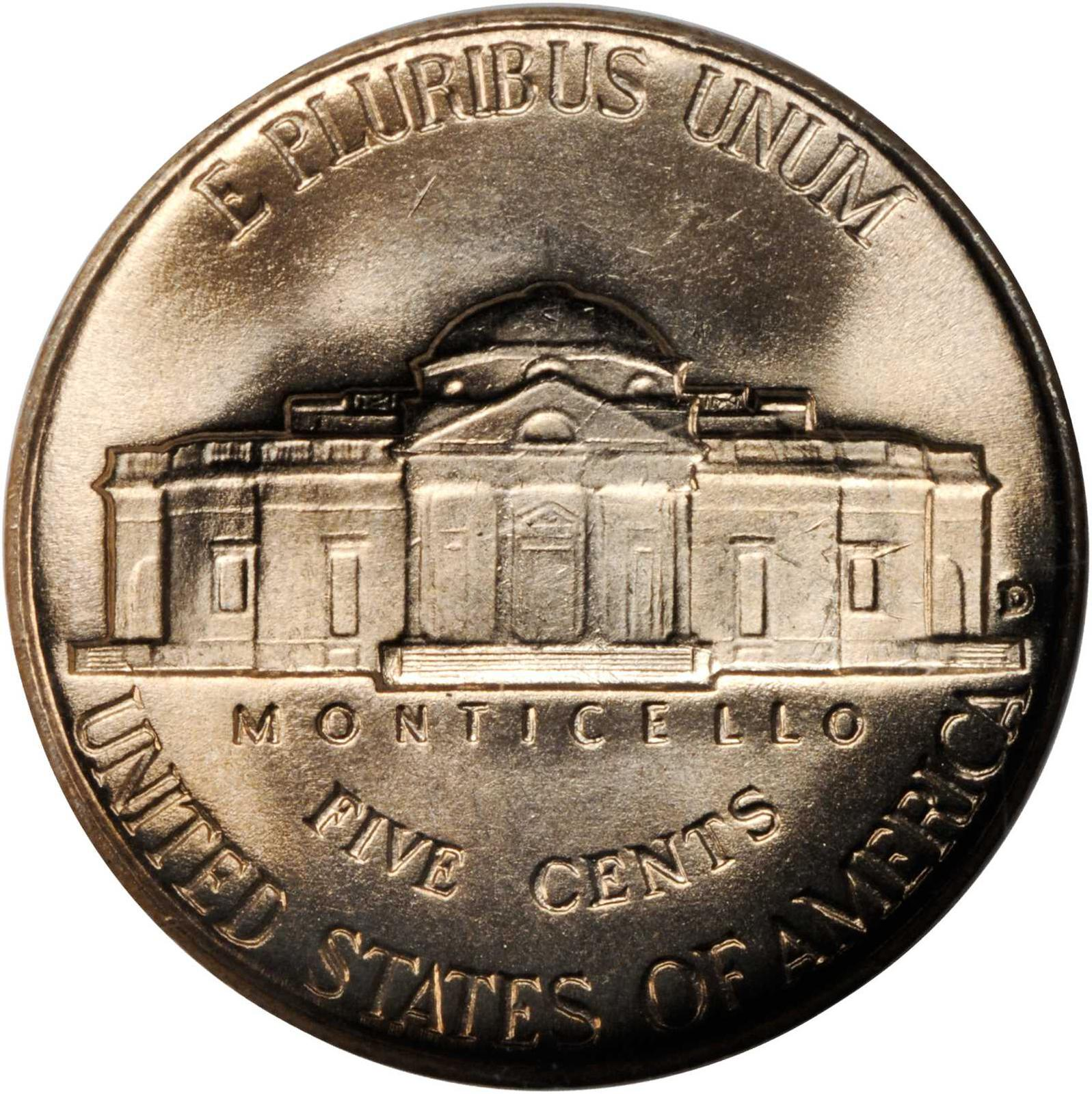 1948-D Jefferson Nickel | Sell & Auction Modern Coins