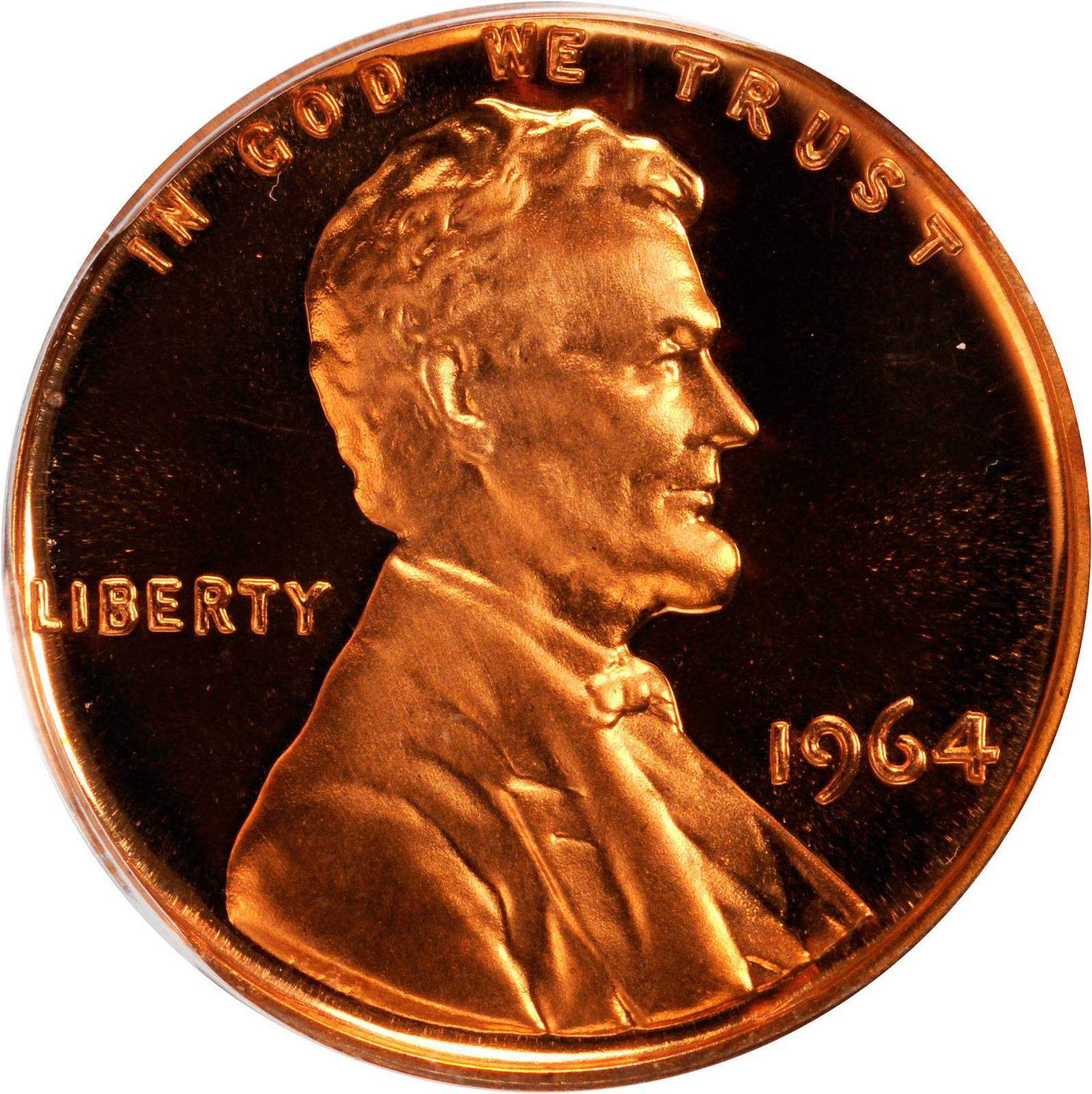 Value Of 1964 Lincoln Cents