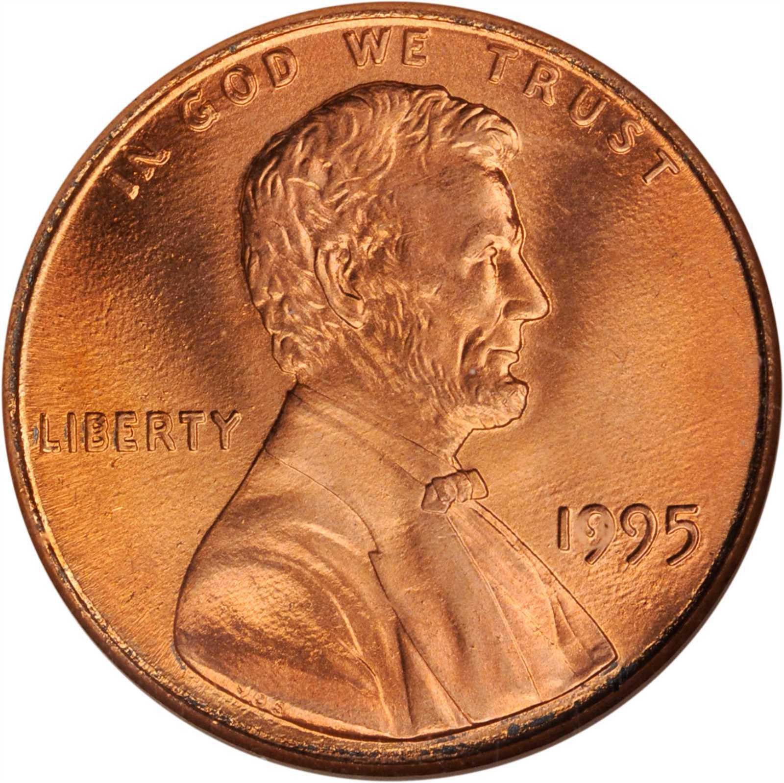 Value of 1995 double die lincoln cents we appraise coins value of 1995 double die obverse lincoln memorial cent publicscrutiny Images