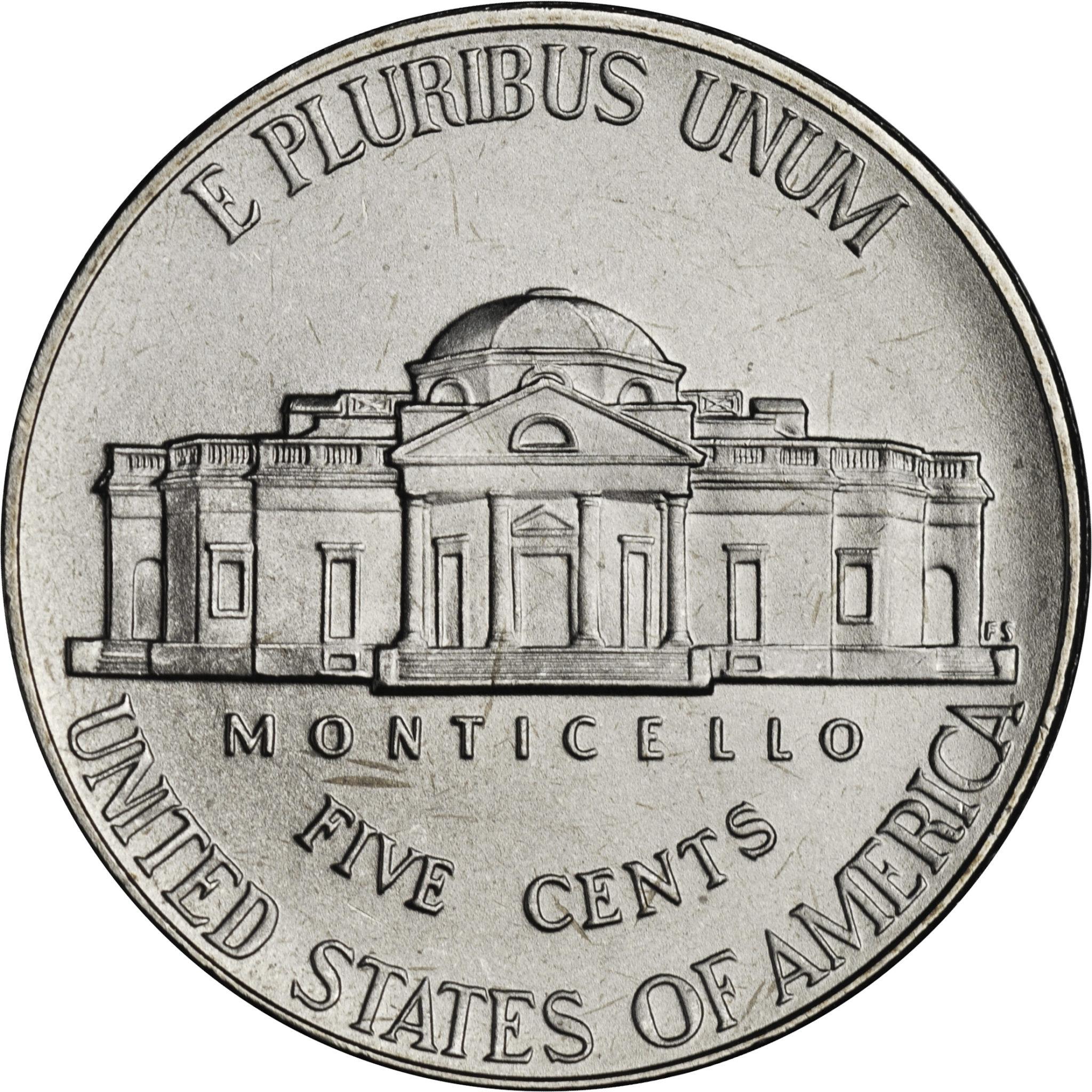 2007-D Return to Monticello Nickel   Modern Coin Buyer!
