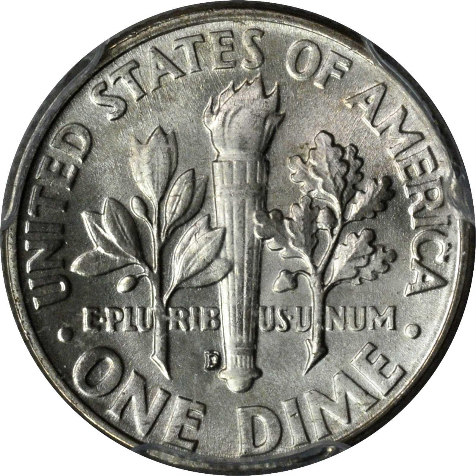 Value Of 1959 D Dime