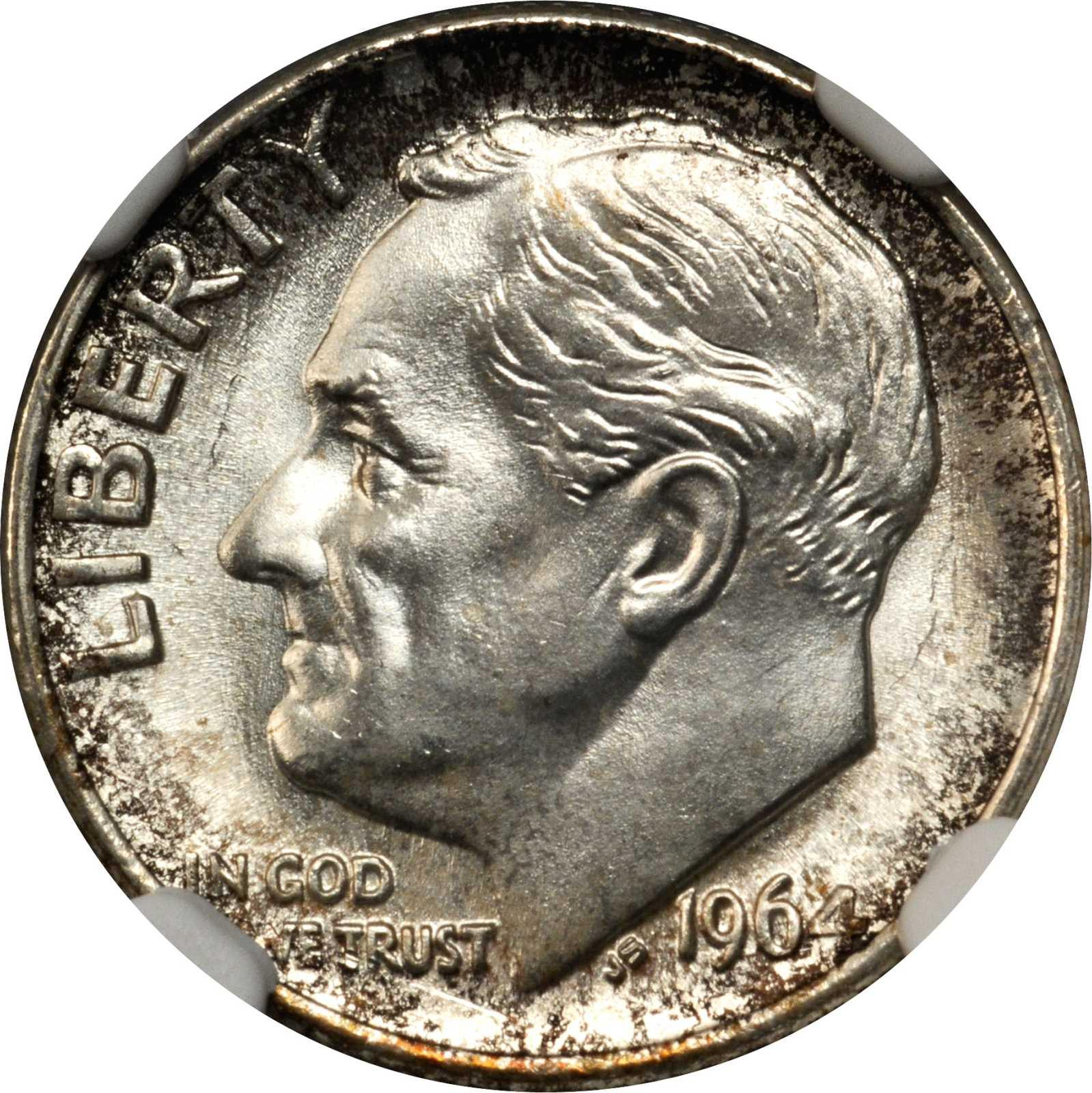 Value of 1964 Dime | Sell and Auction, Rare Coin Buyers
