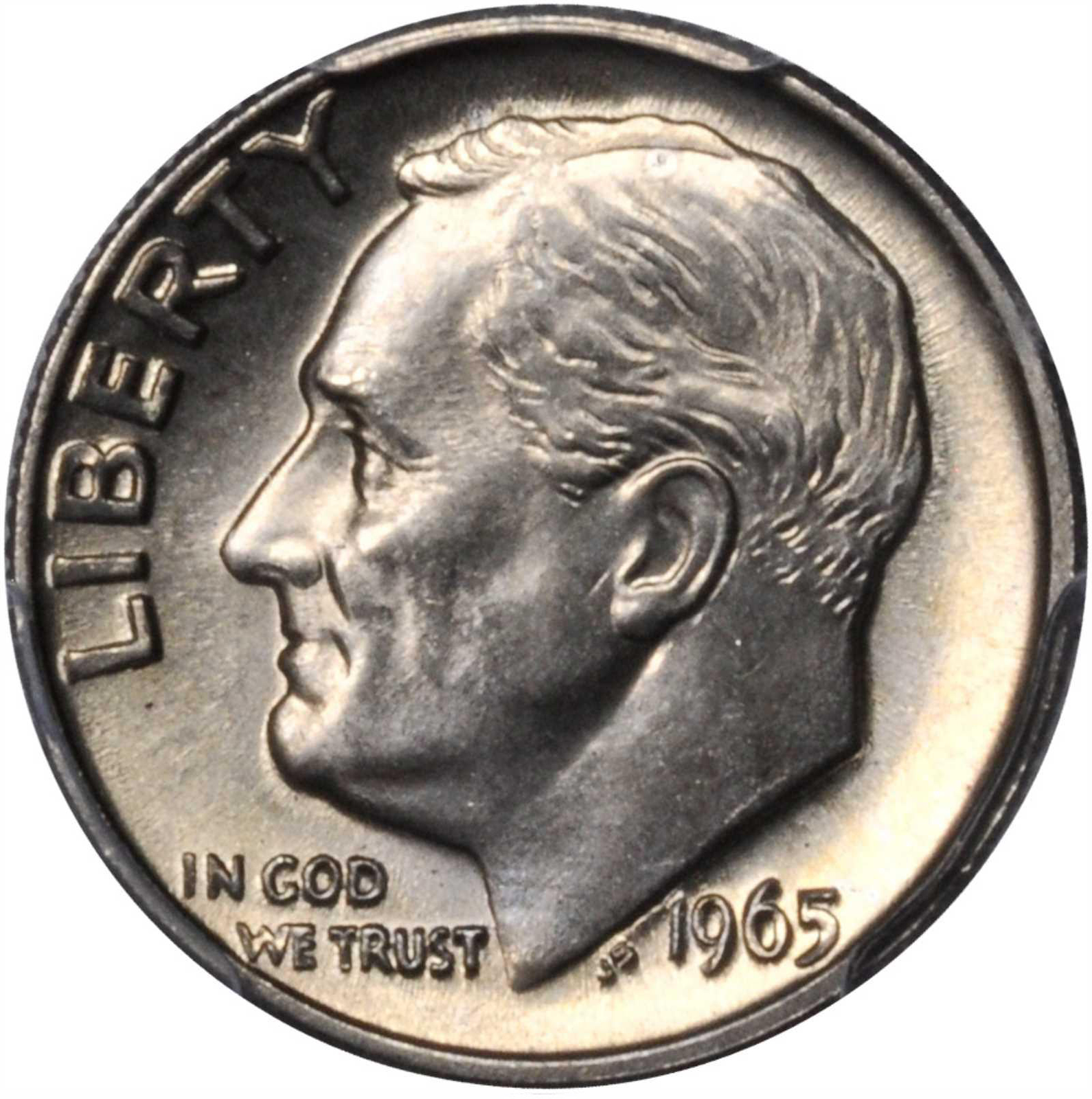 Value of 1965 Dime | Sell and Auction, Rare Coin Buyers