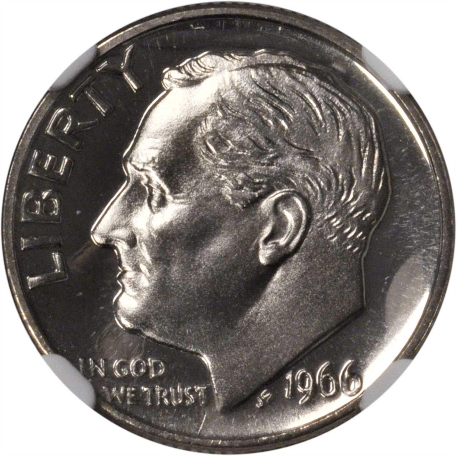 Value of 1966 Dime | Sell and Auction, Rare Coin Buyers
