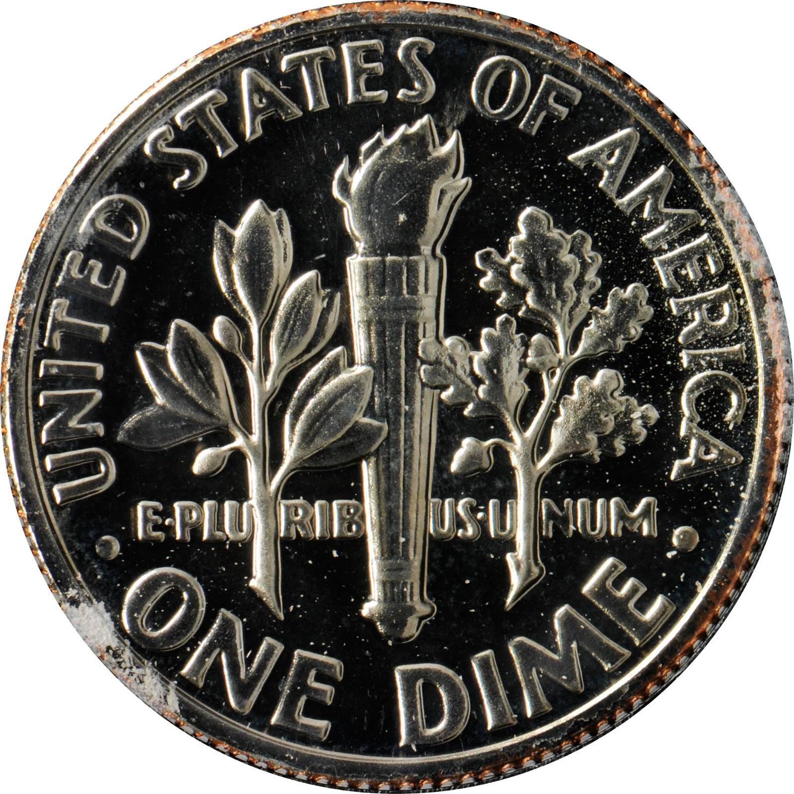 Value Of 1968 S No Mintmark Dime
