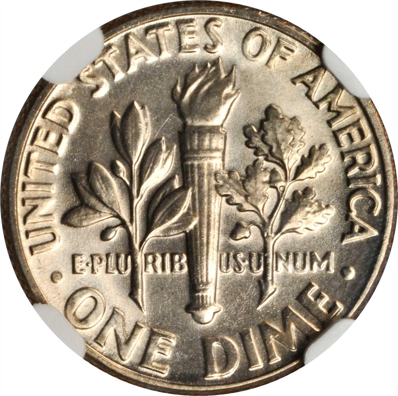 Value of 1979-D Dime | Sell and Auction, Rare Coin Buyers
