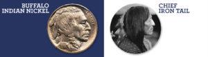 Buffalo Nickel Coin