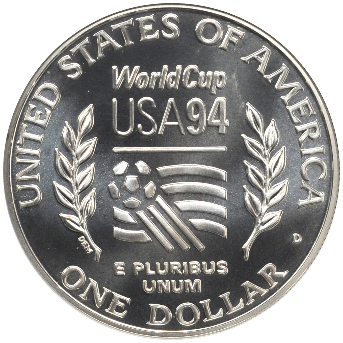 Value Of 1994 1 World Cup Silver Coin Sell Silver Coins