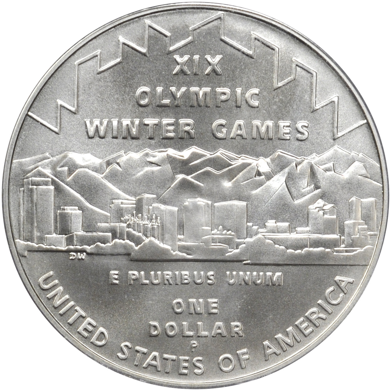 Value Of 2002 1 Olympic Silver Coin Sell Silver Coins
