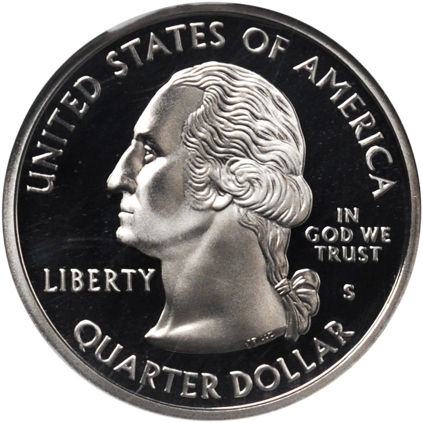 2005 Oregon State Quarter Sell Silver State Quarters