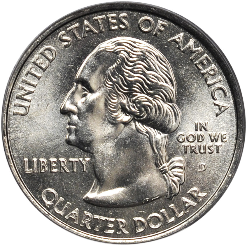 2001 Vermont State Quarter Sell Silver State Quarters