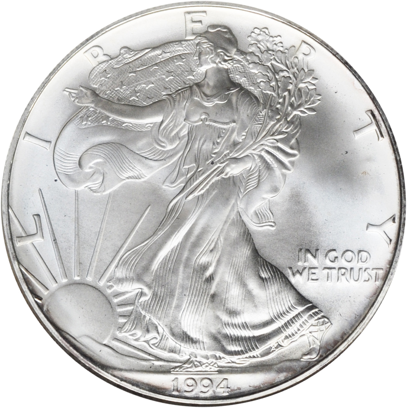 Value Of 1994 $1 Silver Coin