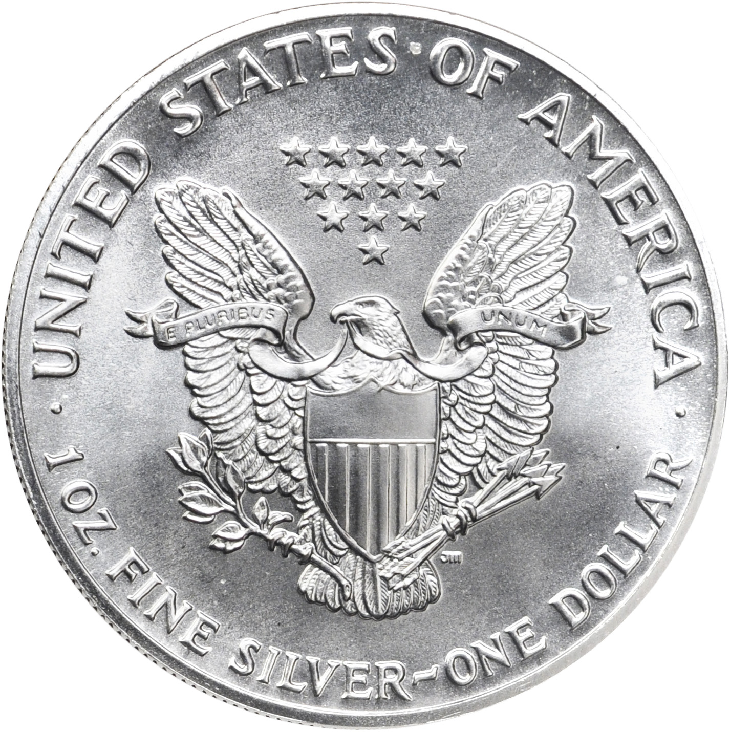 Value Of 1989 1 Silver Coin American Silver Eagle Coin