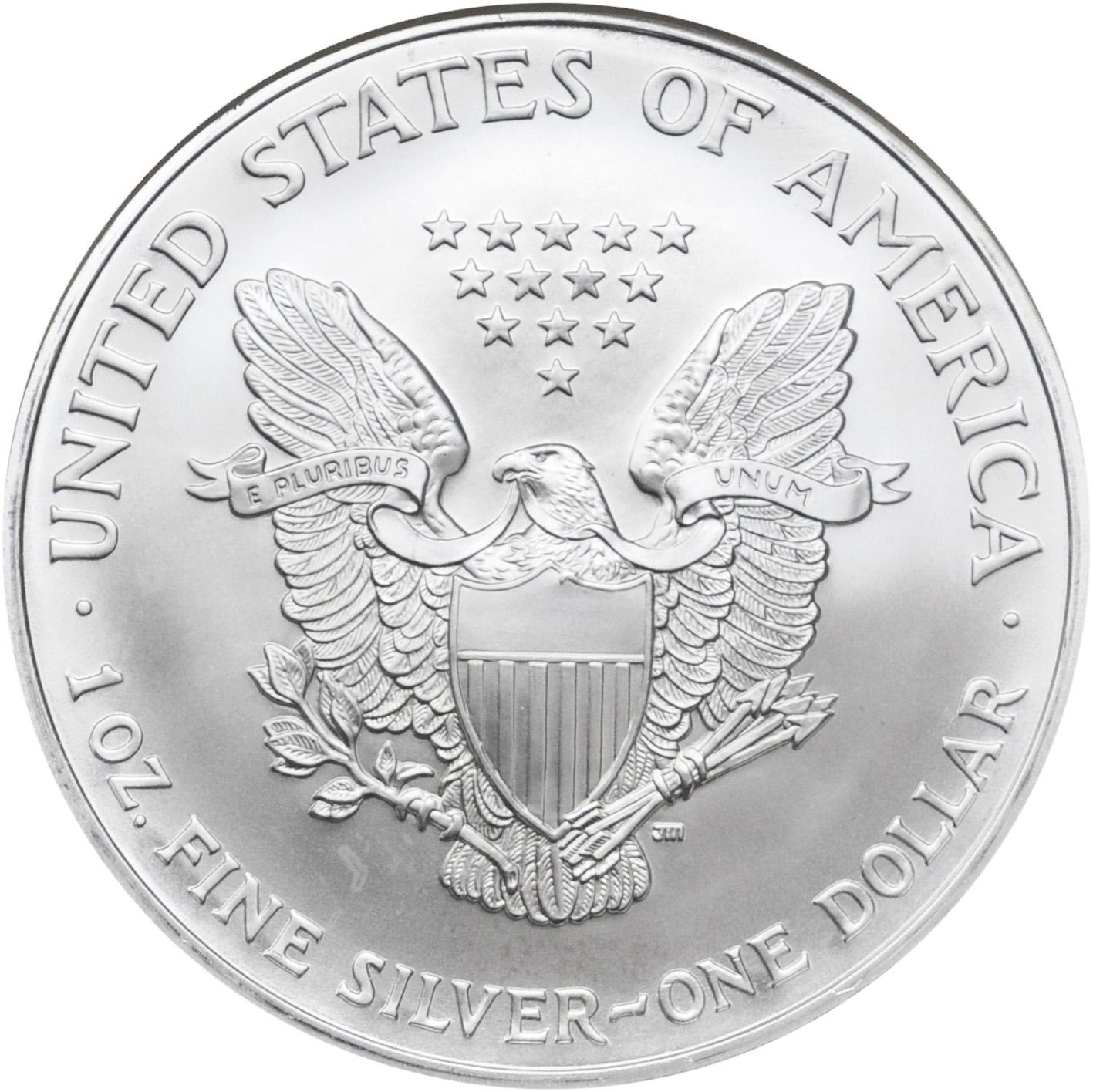 Value Of 2005 1 Silver Coin American Silver Eagle Coin