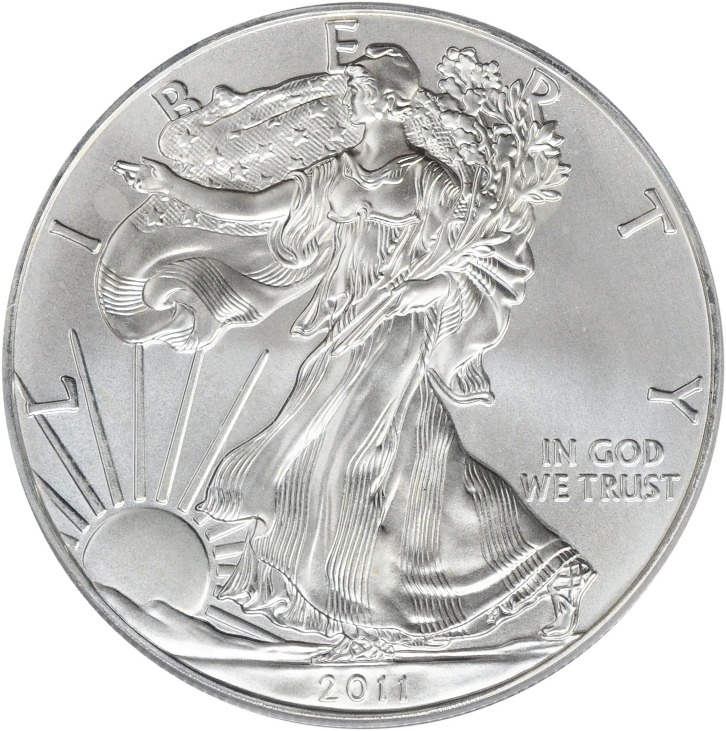 Value Of 2011 $1 Silver Coin