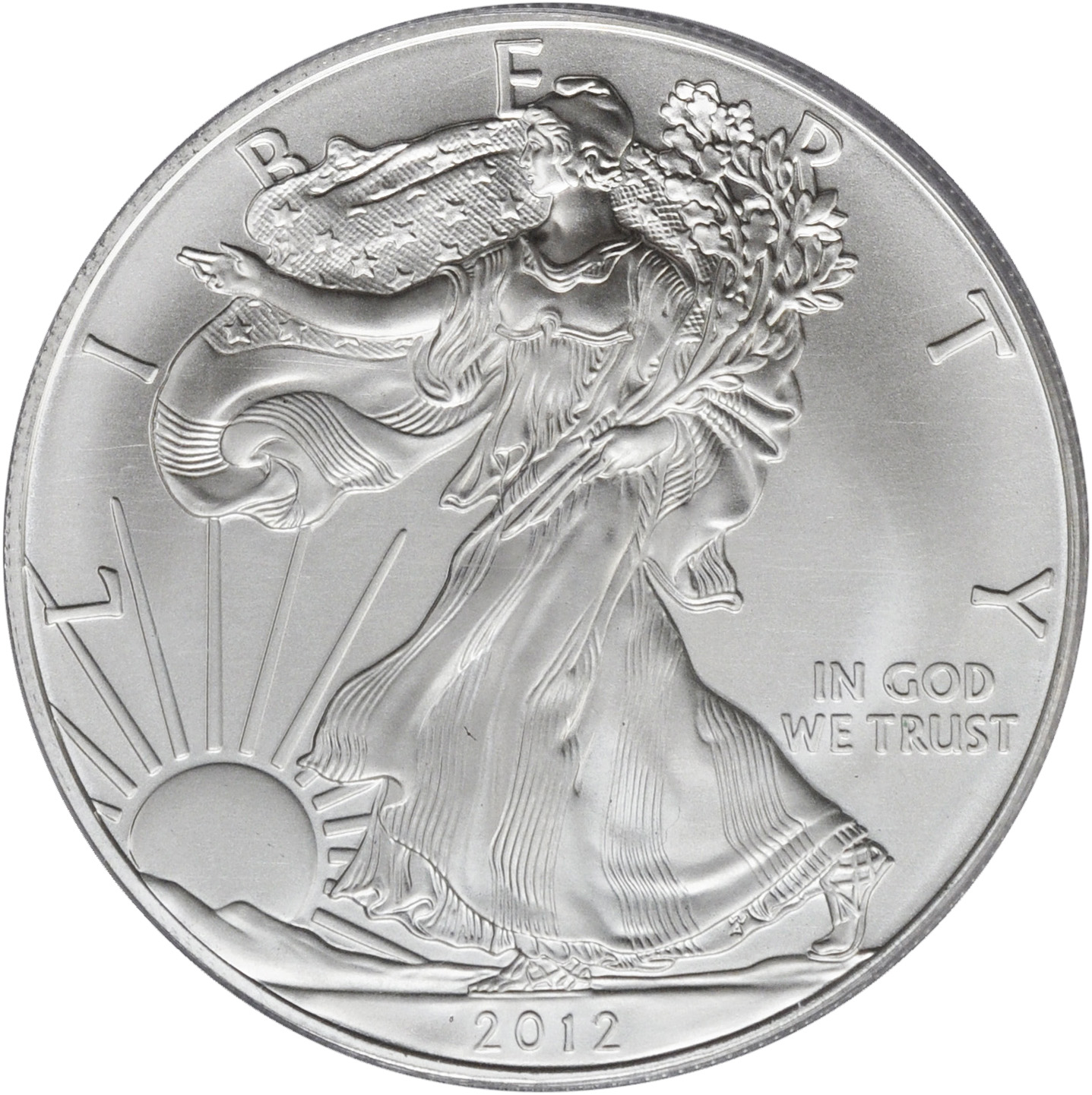Value Of 2012 $1 Silver Coin