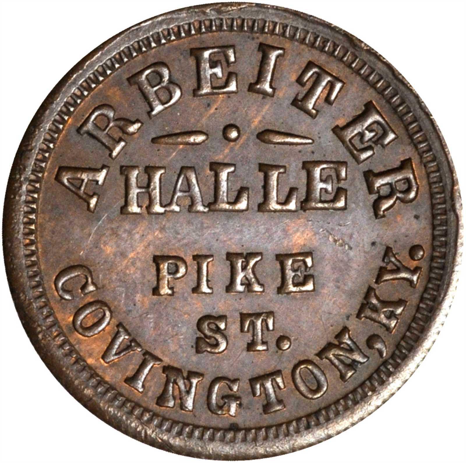 covington coins