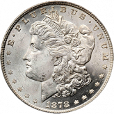 Morgan Dollars (1878-1921) Image