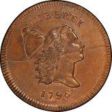 Liberty Cap Half Cent (1793-1797) Image