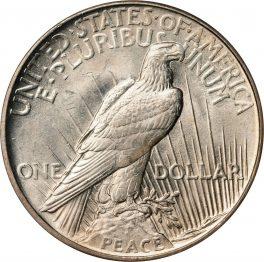 Value of 1921 Silver Peace Dollar | Rare Peace Dollar Buyer