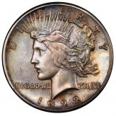 Peace Dollars (1921-1935) Image