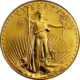 Value Of 2001 5 Gold Coin Sell 10 Oz American Gold Eagle