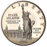 Silver $1 Commemorative Coins (1983-Present) Image