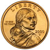 Sacagawea Dollars (2000-2008) Image