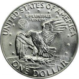 Value Of 1974 Eisenhower Dollar Sell Modern Coins